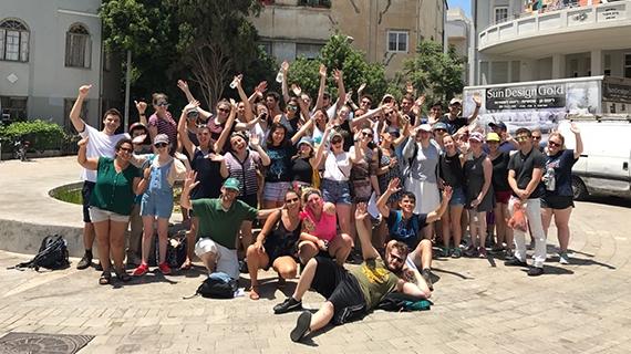 israel adults Fellowships older